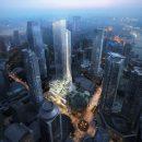 chongqing-xinhua-bookstore-group-jiefangbei-book-city-mixed-use-project-chongqing-china-by-aedas_01-600x530